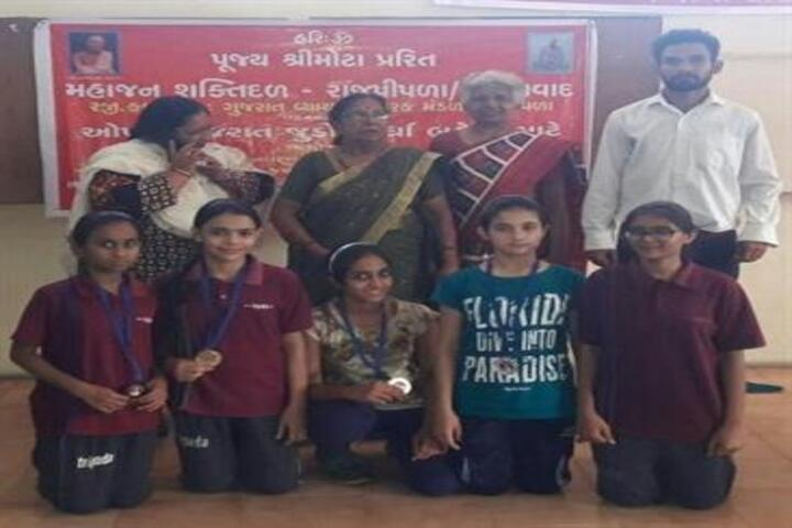 Tripada High School-Prize Distribution