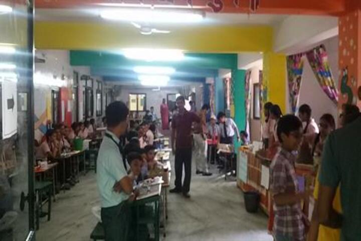 Tripada High School-School Exhibition