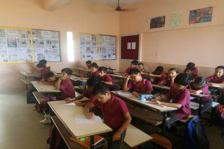 Tripada Gurukulam-Classroom