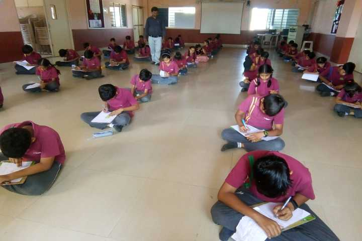 Tripada Gurukulam-Drawing Competition