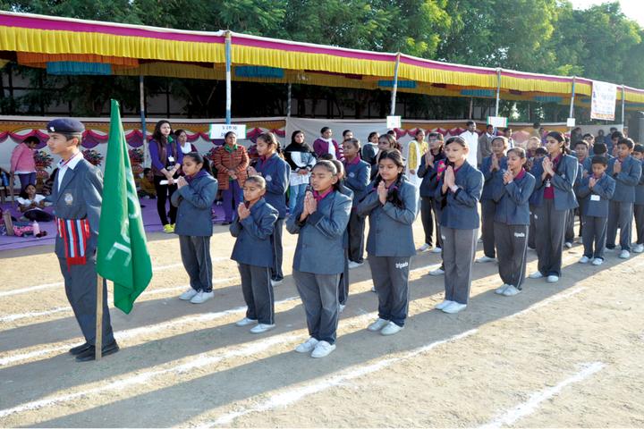 Tripada Gurukulam-Investitutre Ceremony