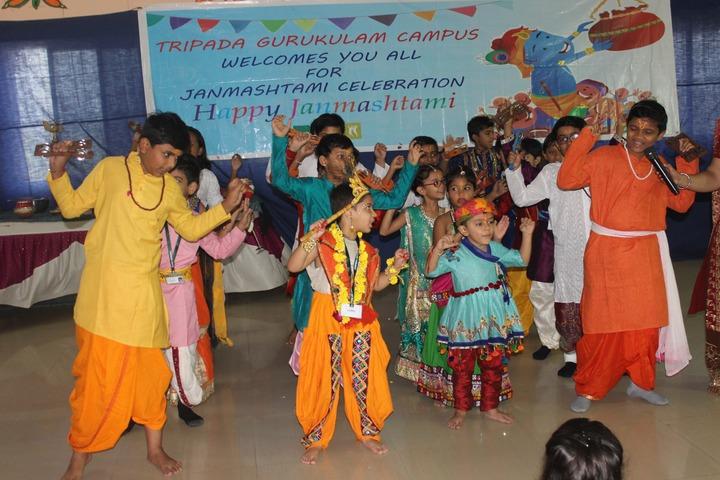 Tripada Gurukulam-Janamastami Celebrations
