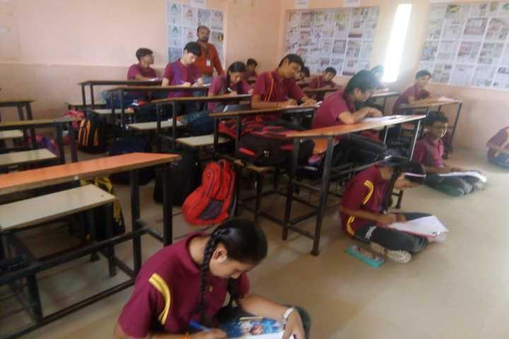 Tripada Gurukulam-Maths Club