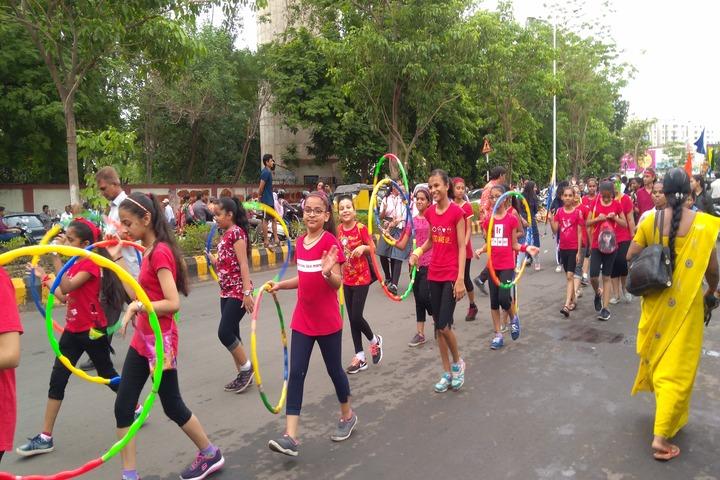 Tripada Gurukulam-Sports Meet