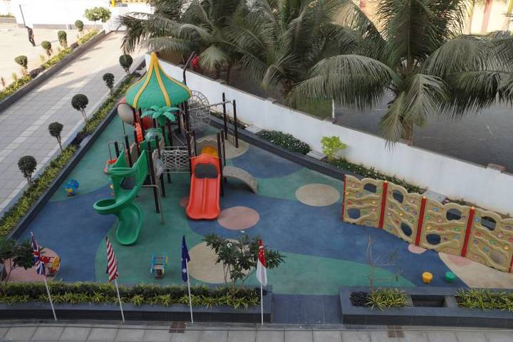 Rahul International School-Play Area