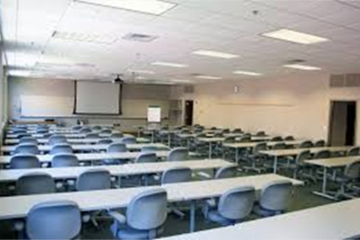 Rahul International School-Classroom