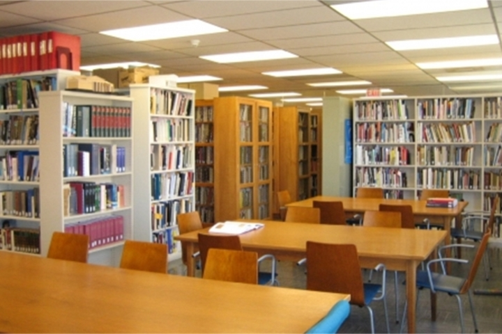 Rahul International School-Library