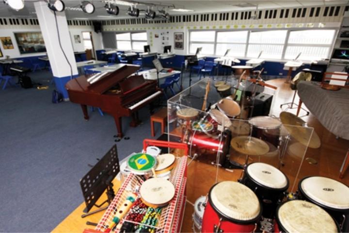 Rahul International School-Music Room