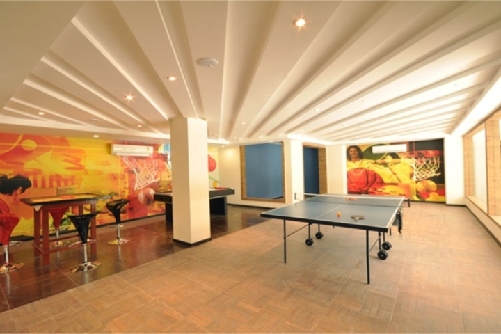 Rahul International School-Sports Room