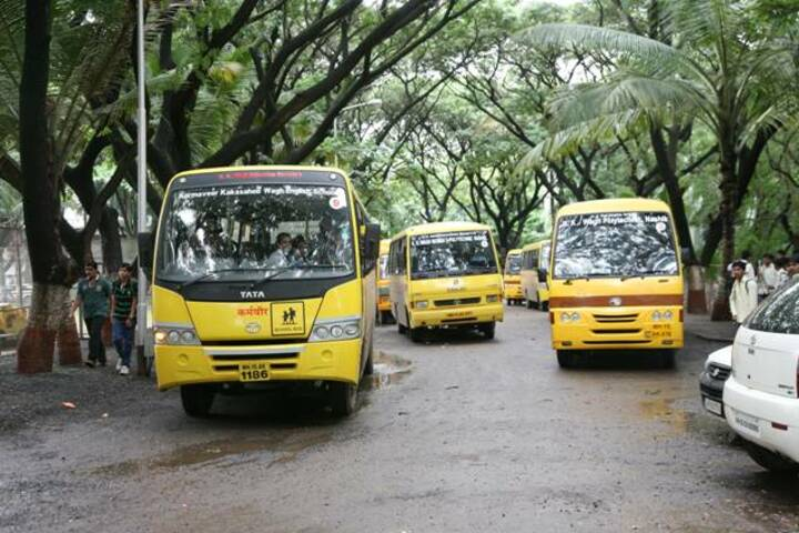 K K Wagh Secondary School And Junior College-Transport