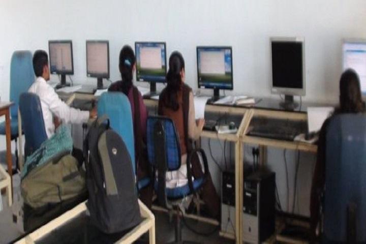 K K Wagh Junior College-Computer Lab