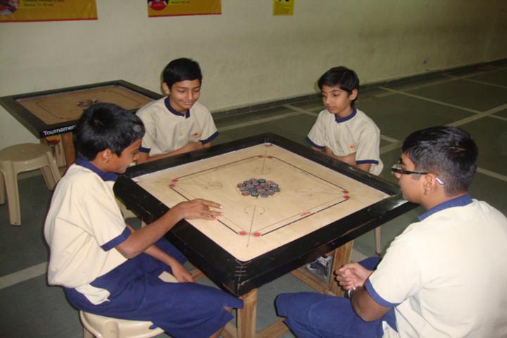 Edify School-Indoor Games