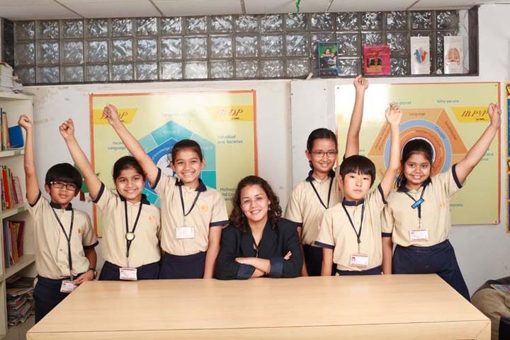 Edify School-Maths Lab