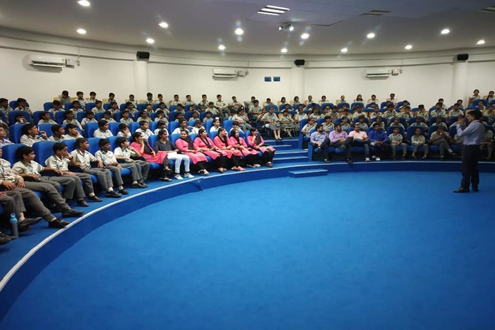 MDN Global School-Auditorium