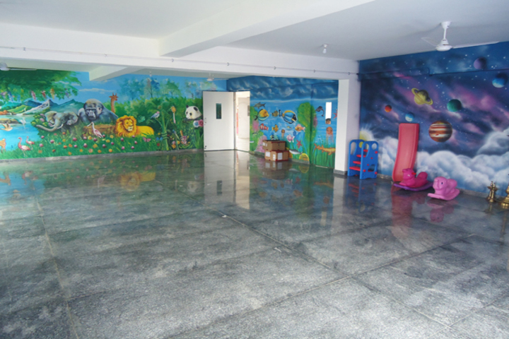 Edify School-Activity Room