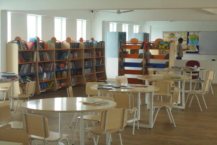 Edify School-Library