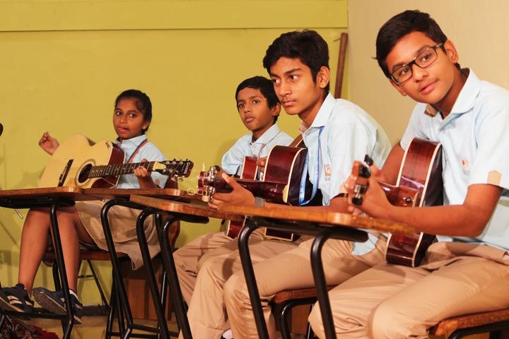 Edify School-Music Room
