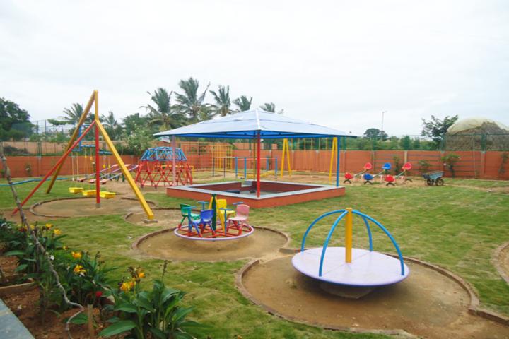 Edify School-Play Area
