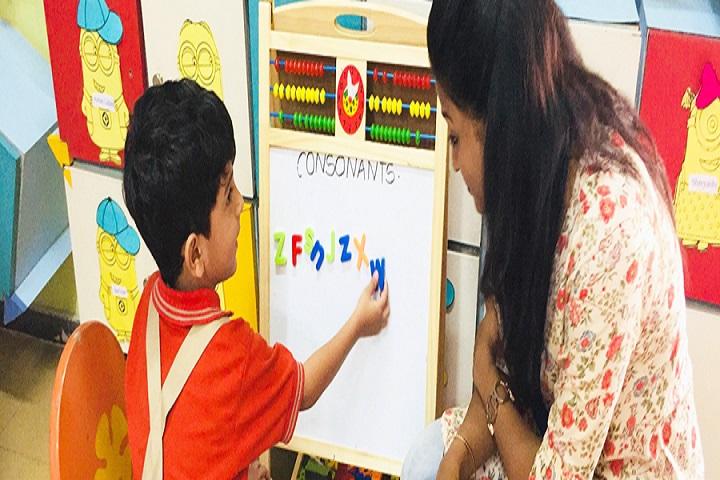 Edify International School-Activity