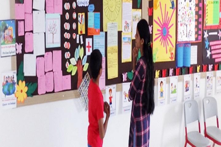 Edify International School-Arts Exhibition