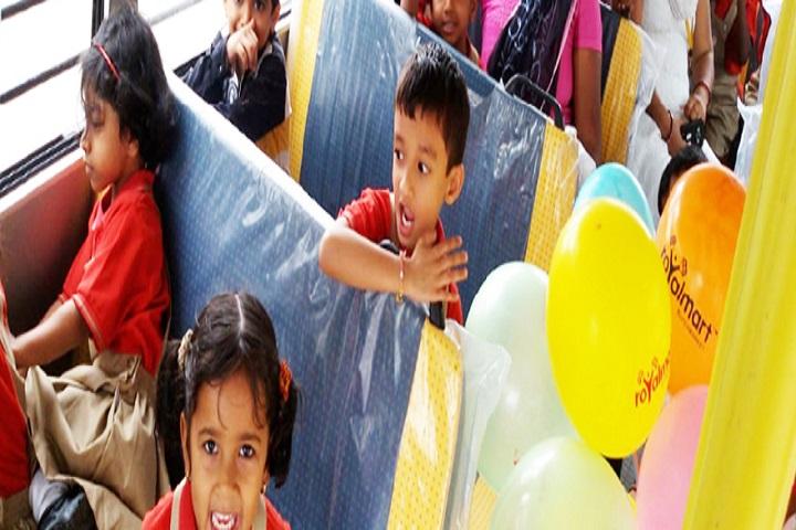 Edify International School-Bus