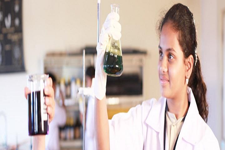 Edify International School-Chemistry Lab