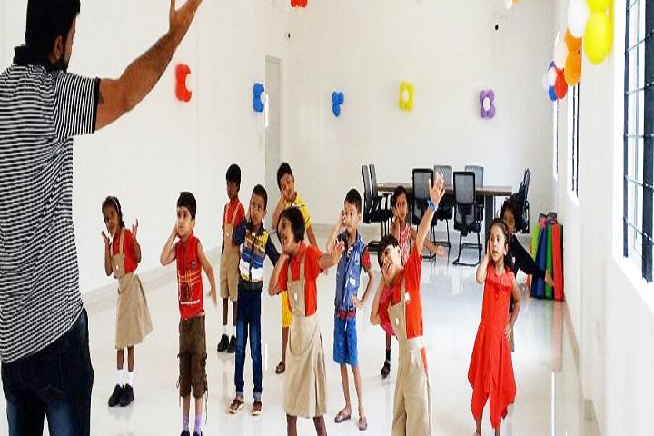 Edify International School-Dance