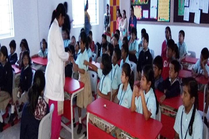 Edify International School-Health Check Up