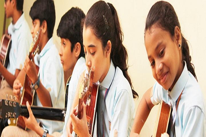 Edify International School-Music Classes