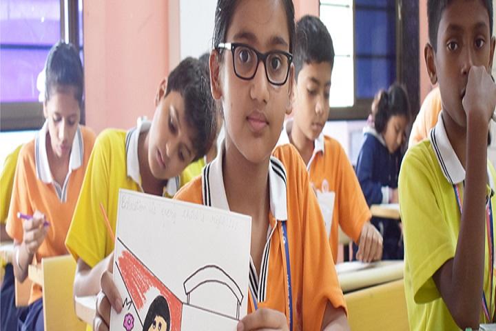 Edify International School-Painting Competition