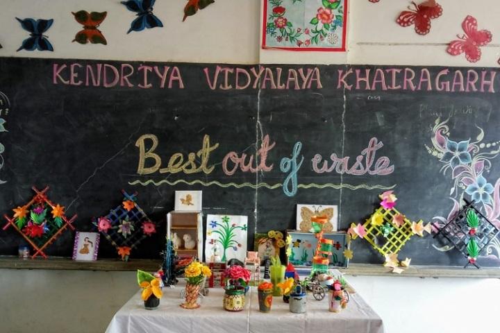 Kendriya Vidyalaya-Art