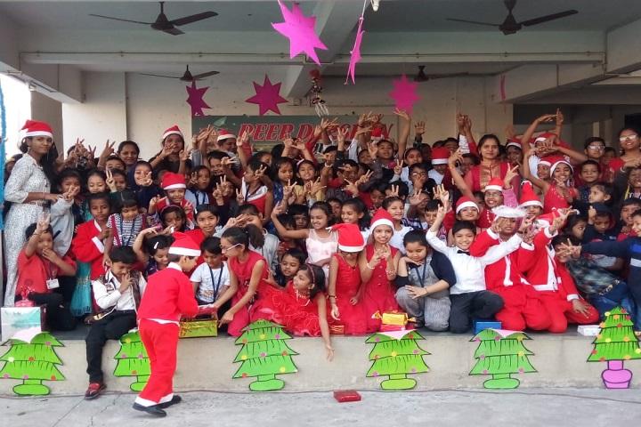 Deep Darshan Vidhya Sankul-Christmas Celebration