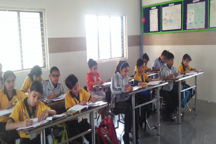 Deep Darshan Vidhya Sankul-Class Room