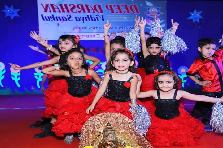 Deep Darshan Vidhya Sankul-Dance