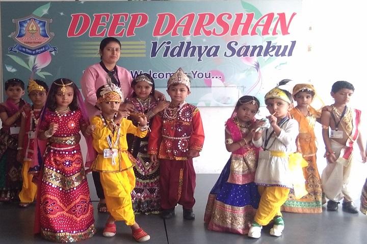 Deep Darshan Vidhya Sankul-Festival Celebration