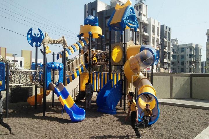 Deep Darshan Vidhya Sankul-Kids Park
