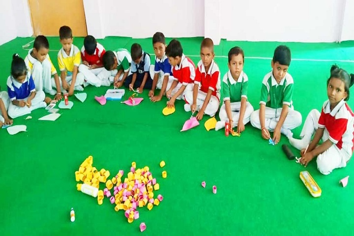 Maa Ranjana Devi International School-Activity