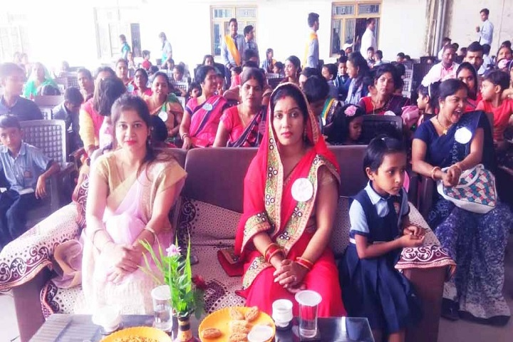 Maa Ranjana Devi International School-Mothers Day Celebration