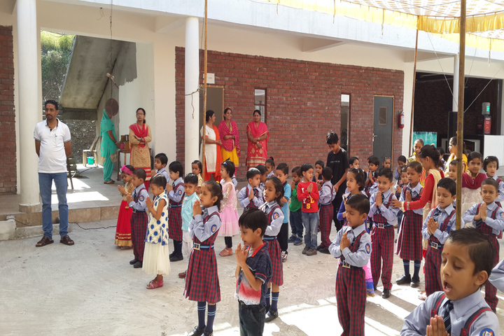 Diamond International Public School-Prayer