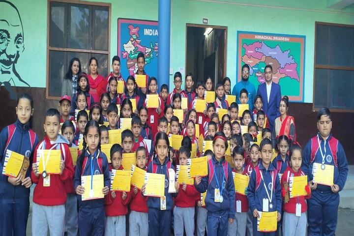 Chamba Millennium Public School-Certification