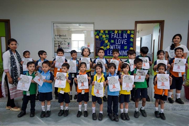 Delhi Public School-Arts And Crafts