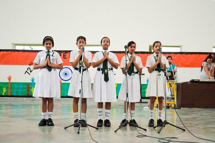 Delhi Public School-Prayer