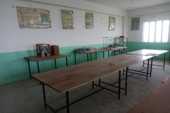 New Delhi Public School-Biology Lab