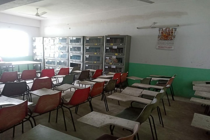 New Delhi Public School-Staff Room