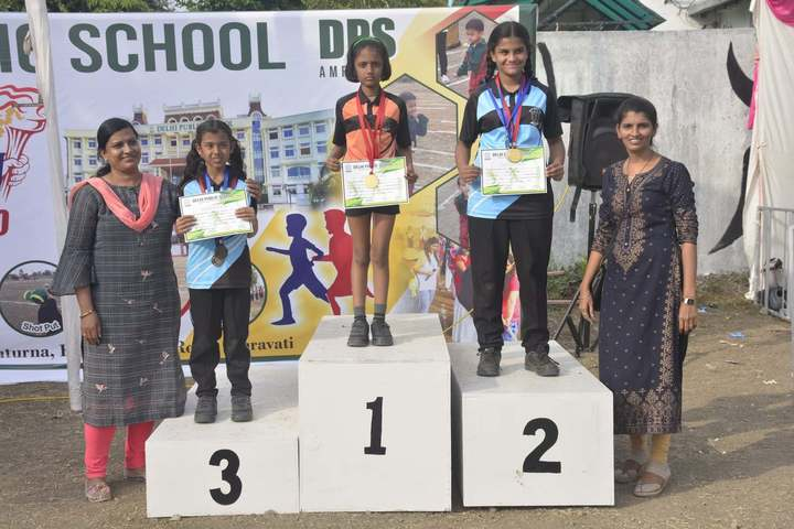 Delhi Public School-Sports Winners