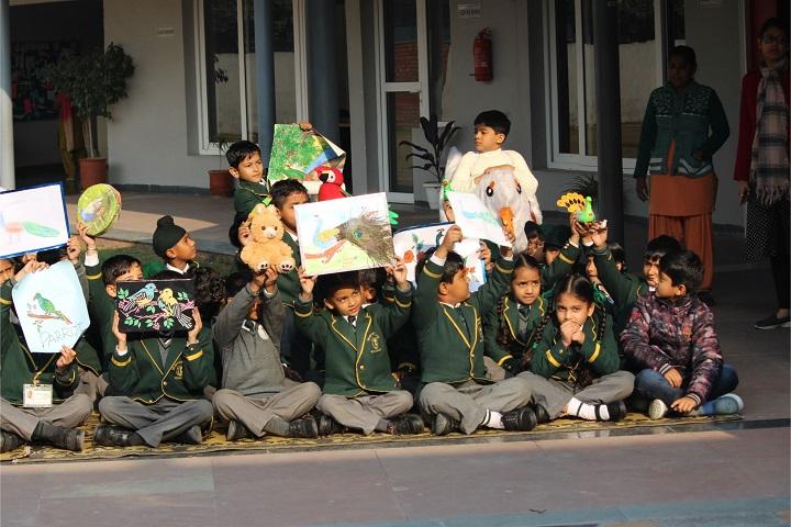 Delhi Public School-Childrens Day Celebration