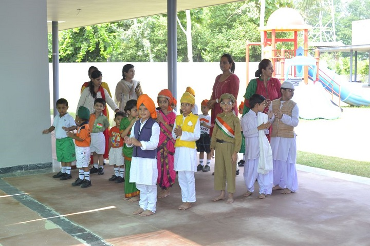 Delhi Public School-Fancy Dress Competition