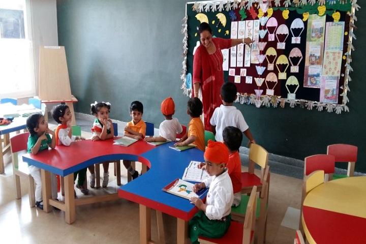 Delhi Public School-Nursery Class Room