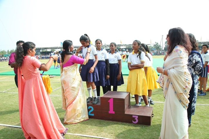 Delhi Public School-Sports Winners