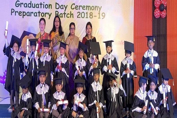 Delhi Public School-Graduation Day